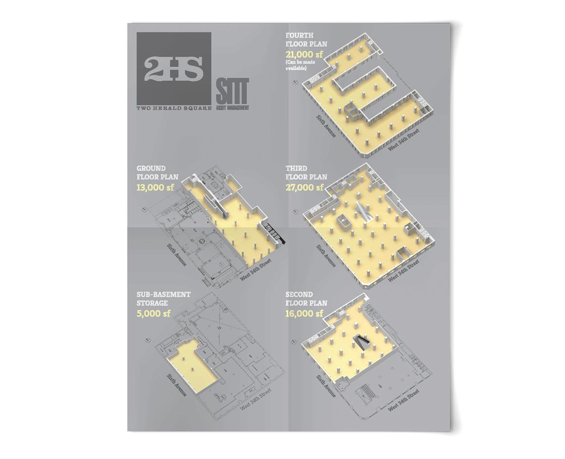 Commercial retail floor plans